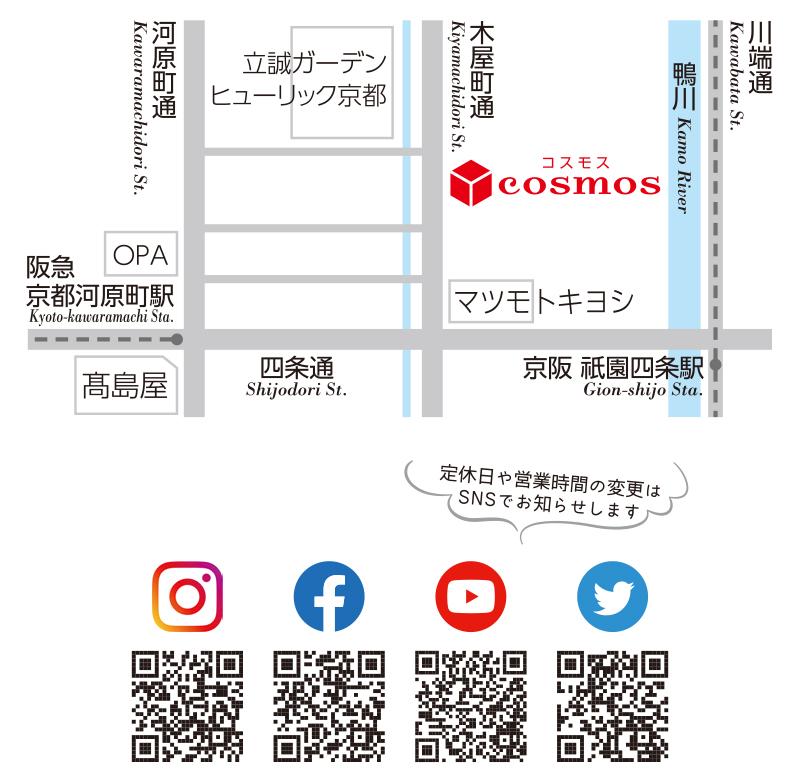 cosmos-map